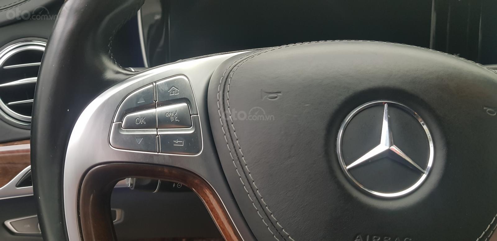 Bán Mercedes-Benz S500 SX 2016 màu đen, LH Ms  Hương 094.539.2468 (19)