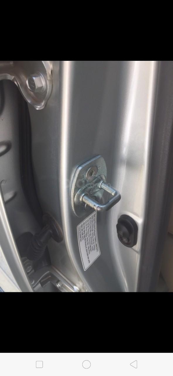 Bán Toyota Fortuner SUV đời 2010, màu bạc-5