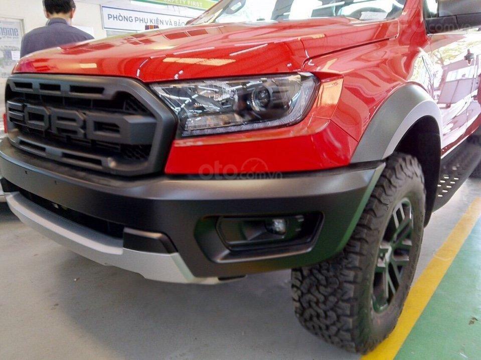 Bán Ford Ranger Raptor 2019, nhập khẩu nguyên chiếc, giá rẻ nhất miền Bắc, đủ màu giao ngay tặng full PK, LH 0974286009 (3)