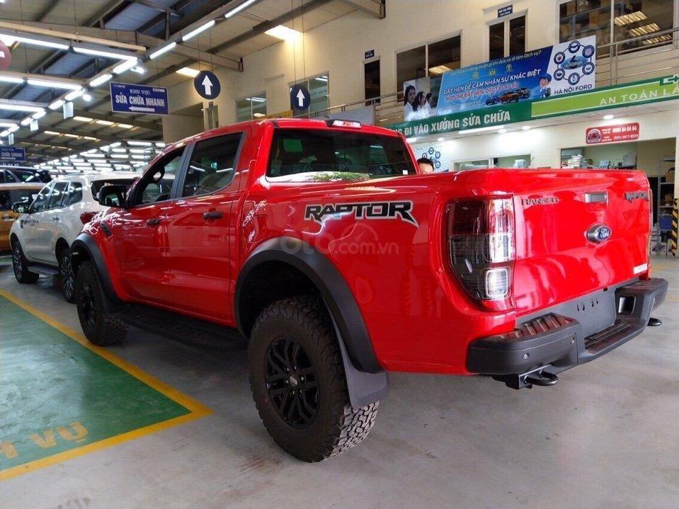 Bán Ford Ranger Raptor 2019, nhập khẩu nguyên chiếc, giá rẻ nhất miền Bắc, đủ màu giao ngay tặng full PK, LH 0974286009-0