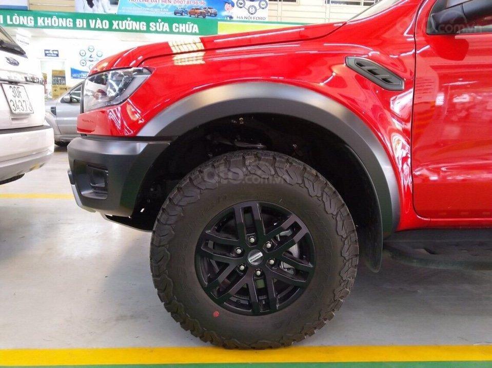 Bán Ford Ranger Raptor 2019, nhập khẩu nguyên chiếc, giá rẻ nhất miền Bắc, đủ màu giao ngay tặng full PK, LH 0974286009 (2)