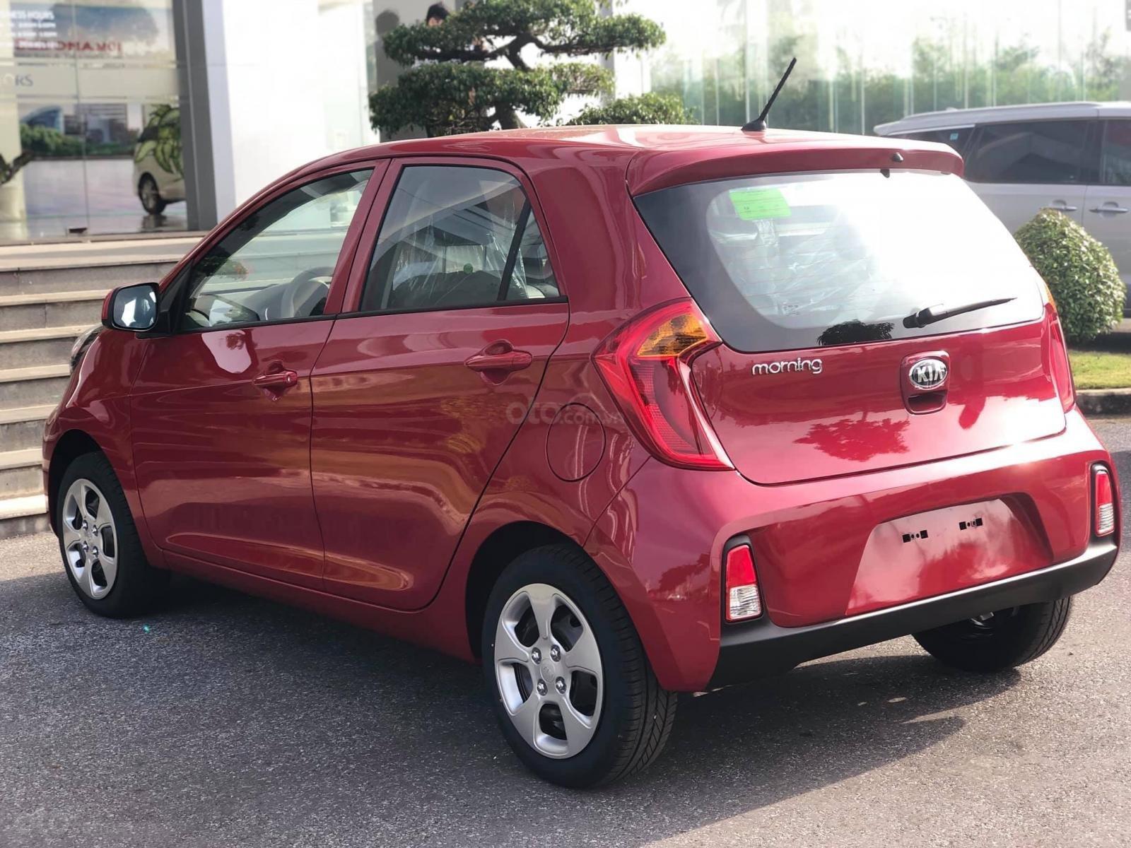 Chỉ cần 99tr nhận ngày xe Kia Morning 2019, số sàn tại Kia Bình Triệu (4)
