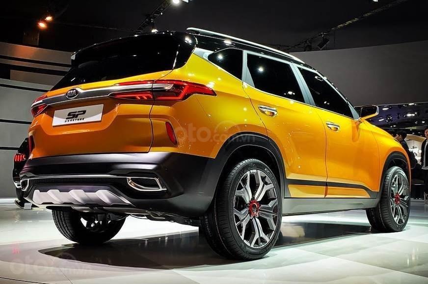 Kia SP Concept bản sản xuất khởi đầu chiến dịch kinh doanh tại Ấn của Kia