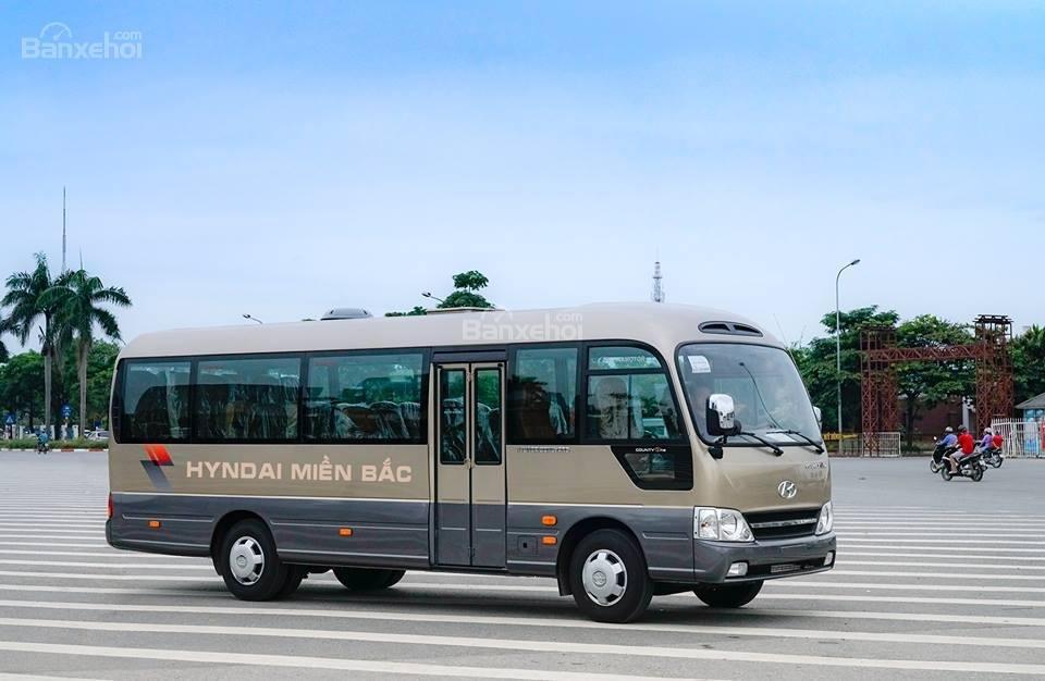 Giá xe Hyundai County cũ
