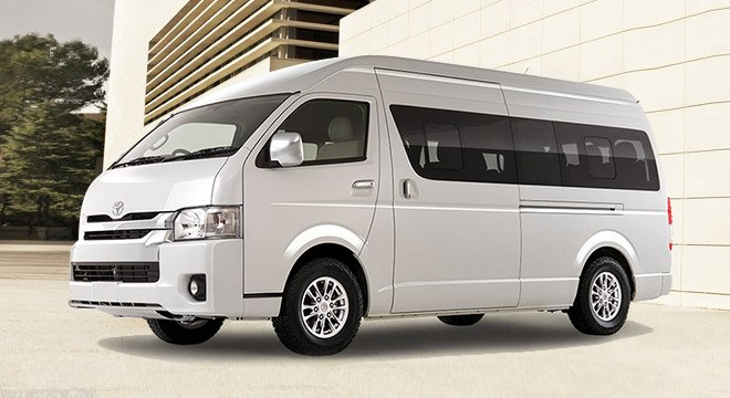 Xe Toyota Hiace