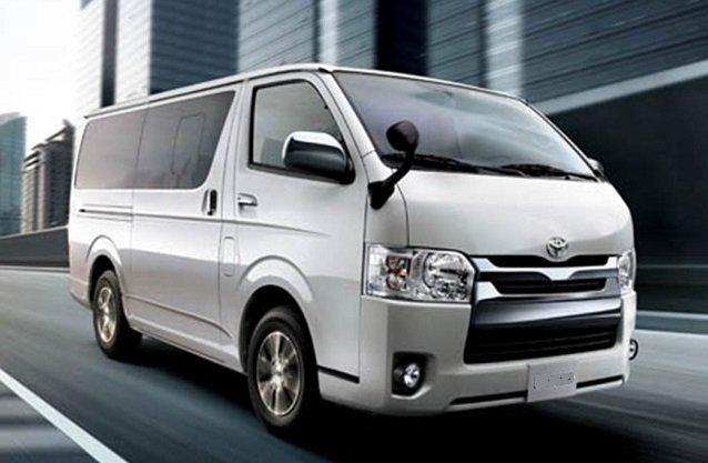 Đánh giá xe Toyota Hiace