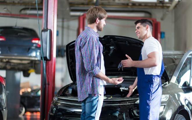 Đừng vội tin vào lời khuyên của các kỹ thuật viên sửa chữa ô tô