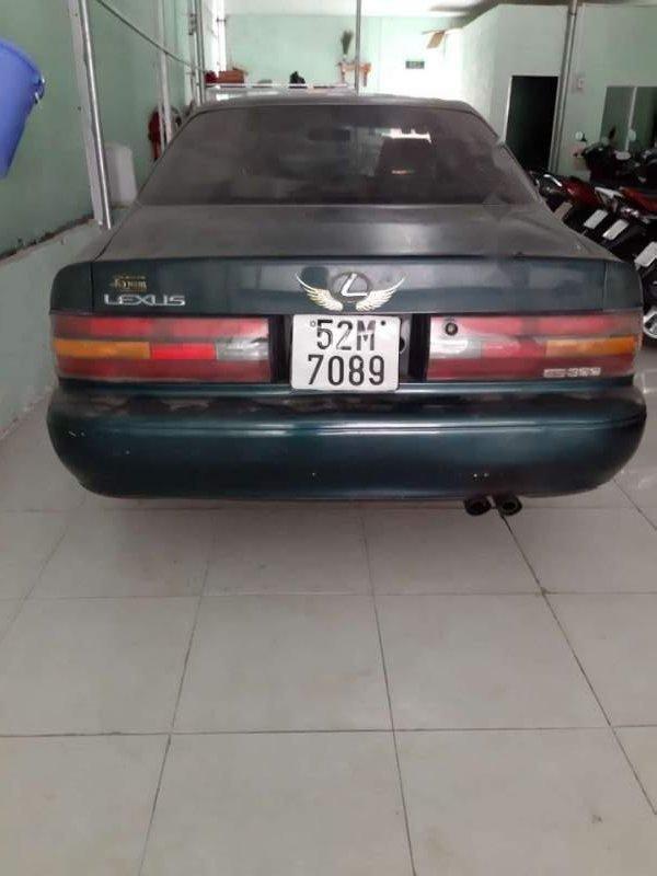 Bán Lexus GS 300 năm 1995, xe nhập, giá 180 triệu-0