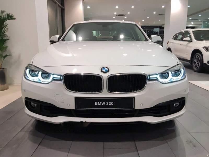Bán xe BMW 3 Series đời 2018, màu trắng, nhập khẩu, mới 100%-0