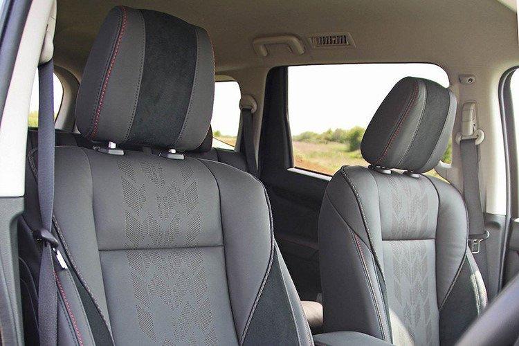 Lộ diện Mitsubishi Pajero Sport bản cực chất mới a7.