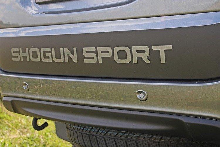 Lộ diện Mitsubishi Pajero Sport bản cực chất mới a4.