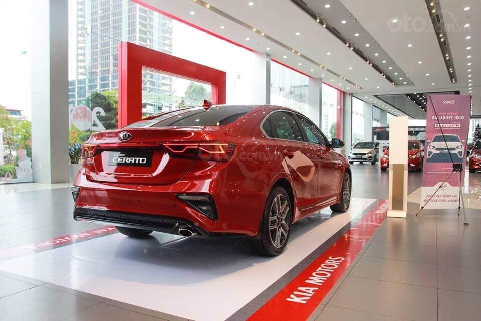 Cần bán Kia Cerato Premium sản xuất năm 2019, màu đỏ-7