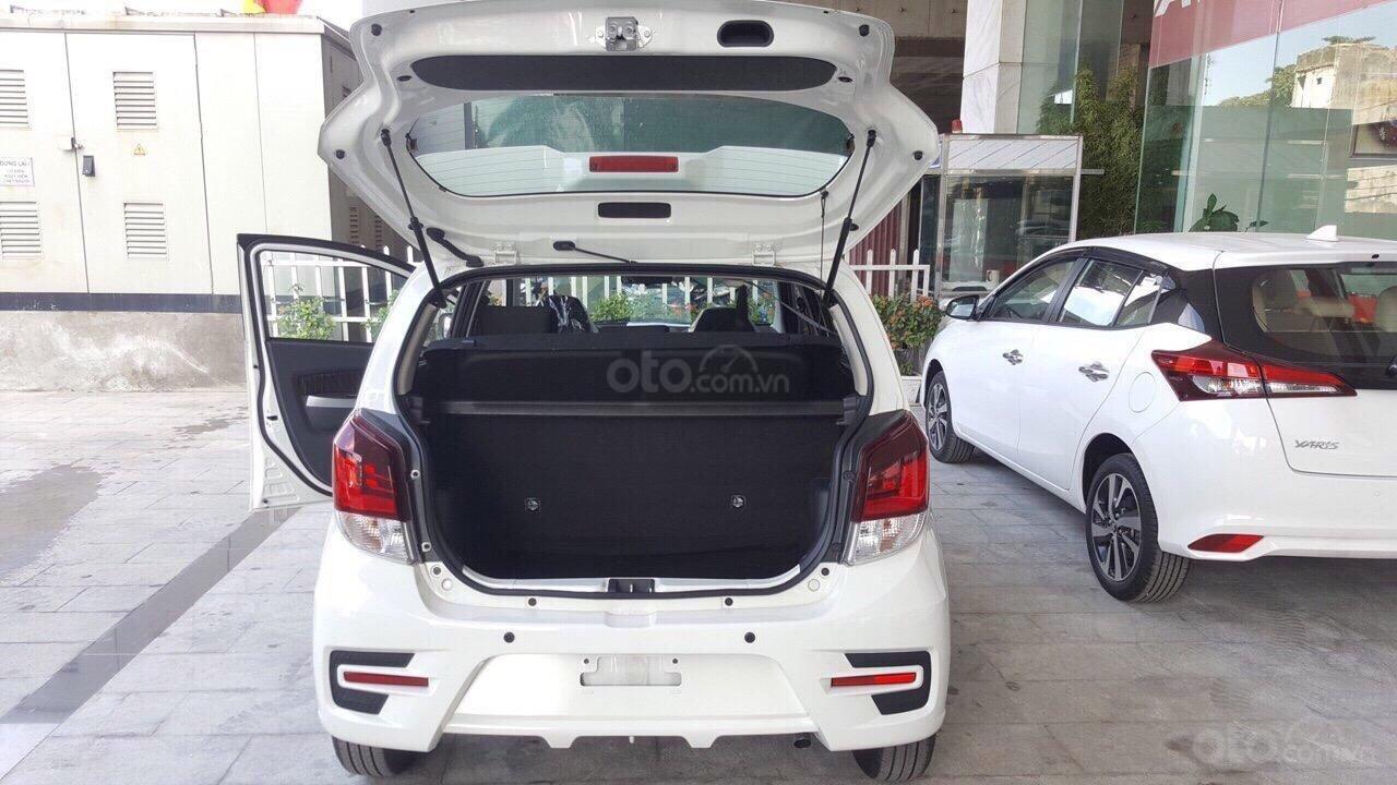 Toyota Wigo 1.2 2019, màu trắng, đỏ, cam, bạc, đen, nhập khẩu nguyên chiếc, giao ngay, khuyến mại hấp dẫn tháng 4,5-1