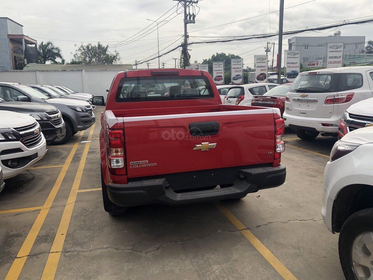 Bán Chevrolet Colorado 2.5L 4x4 AT LTZ, sản xuất năm 2018, giá 789tr, xe mới 100%, giao ngay-4
