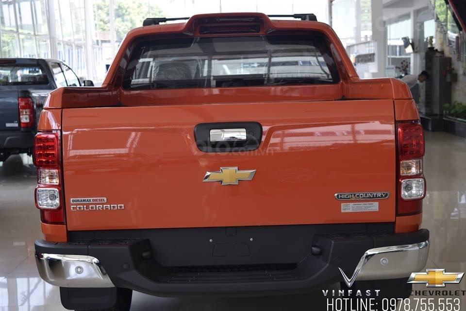 Bán Chevrolet Colorado 2.5L 4x4 AT LTZ, sản xuất năm 2018, giá 789tr, xe mới 100%, giao ngay-2