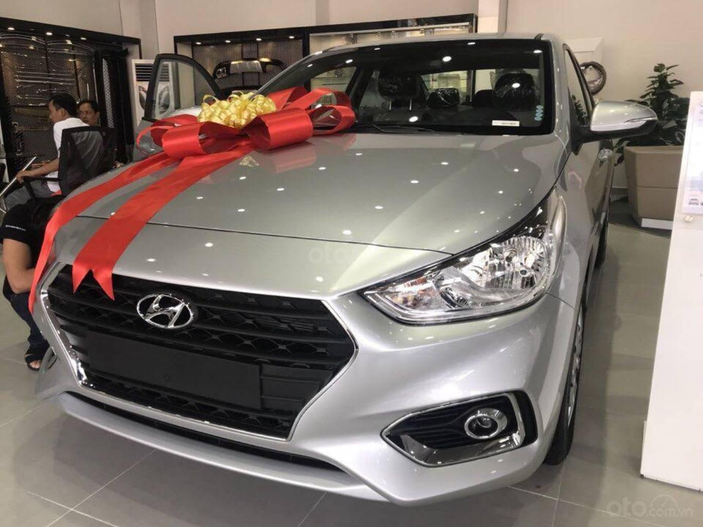 Hyundai Accent chuyên chạy taxi - grab - giá rẻ - giao ngay- chỉ 125tr nhận xe - LH 0909862412-0