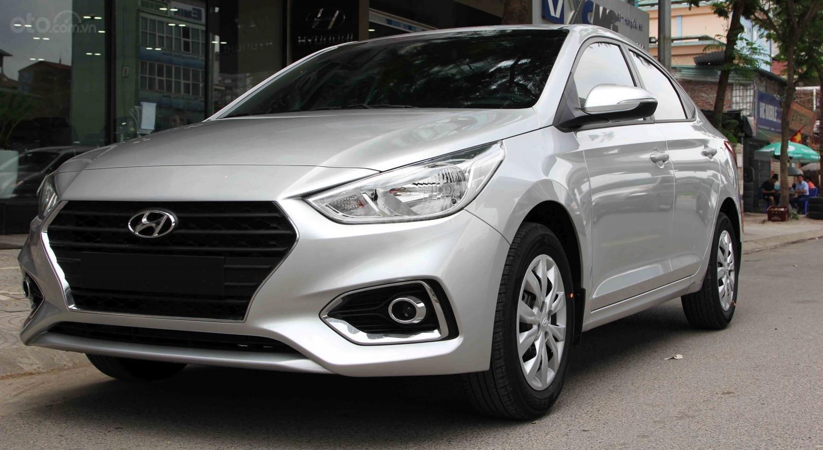 Hyundai Accent chuyên chạy taxi - grab - giá rẻ - giao ngay- chỉ 125tr nhận xe - LH 0909862412-2