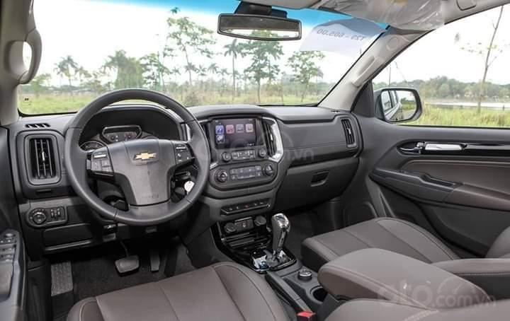 Bán Chevrolet Trailblazer LTZ, nhập khẩu, giá tốt-3