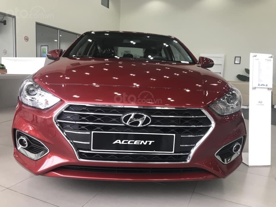 Hyundai Accent 1.4 AT - giá ưu đãi - nhiều khuyến mãi - giao xe đủ màu - chỉ từ 130tr nhận xe - LH 0909862412-0