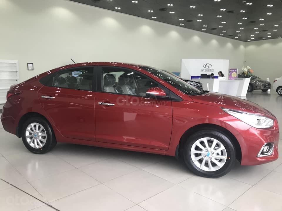 Hyundai Accent 1.4 AT - giá ưu đãi - nhiều khuyến mãi - giao xe đủ màu - chỉ từ 130tr nhận xe - LH 0909862412-1