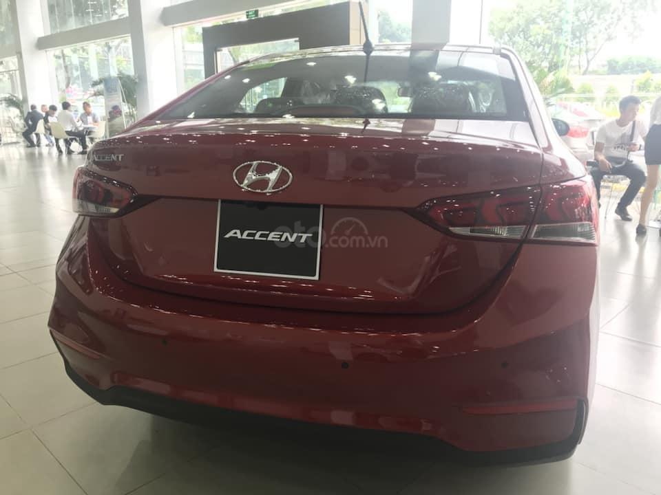 Hyundai Accent 1.4 AT - giá ưu đãi - nhiều khuyến mãi - giao xe đủ màu - chỉ từ 130tr nhận xe - LH 0909862412-2