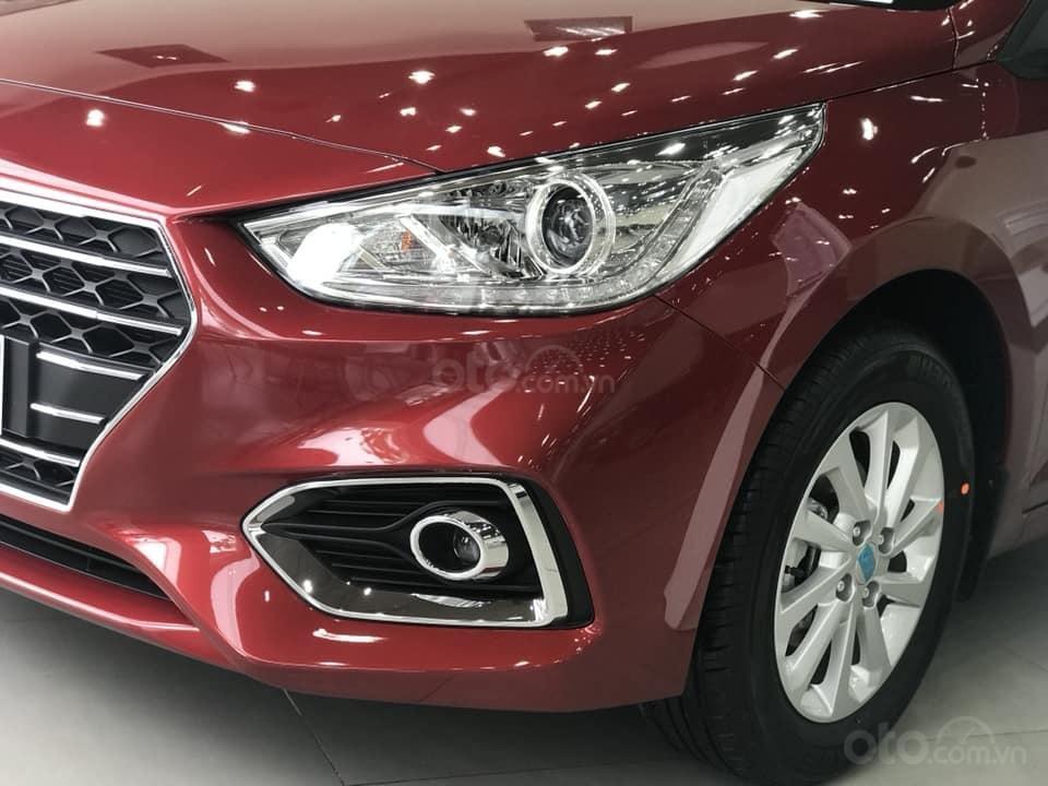 Hyundai Accent 1.4 AT - giá ưu đãi - nhiều khuyến mãi - giao xe đủ màu - chỉ từ 130tr nhận xe - LH 0909862412-3