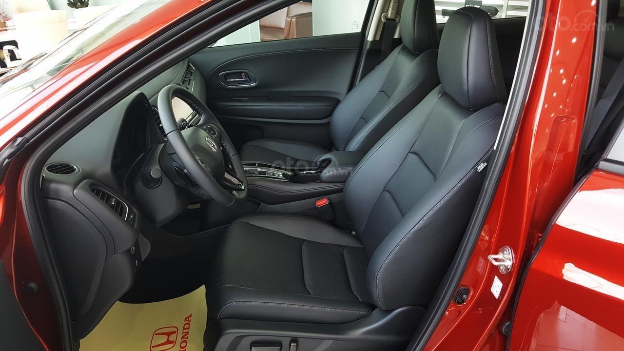 Bán Honda HR-V L năm 2019, màu đỏ, nhập khẩu-3