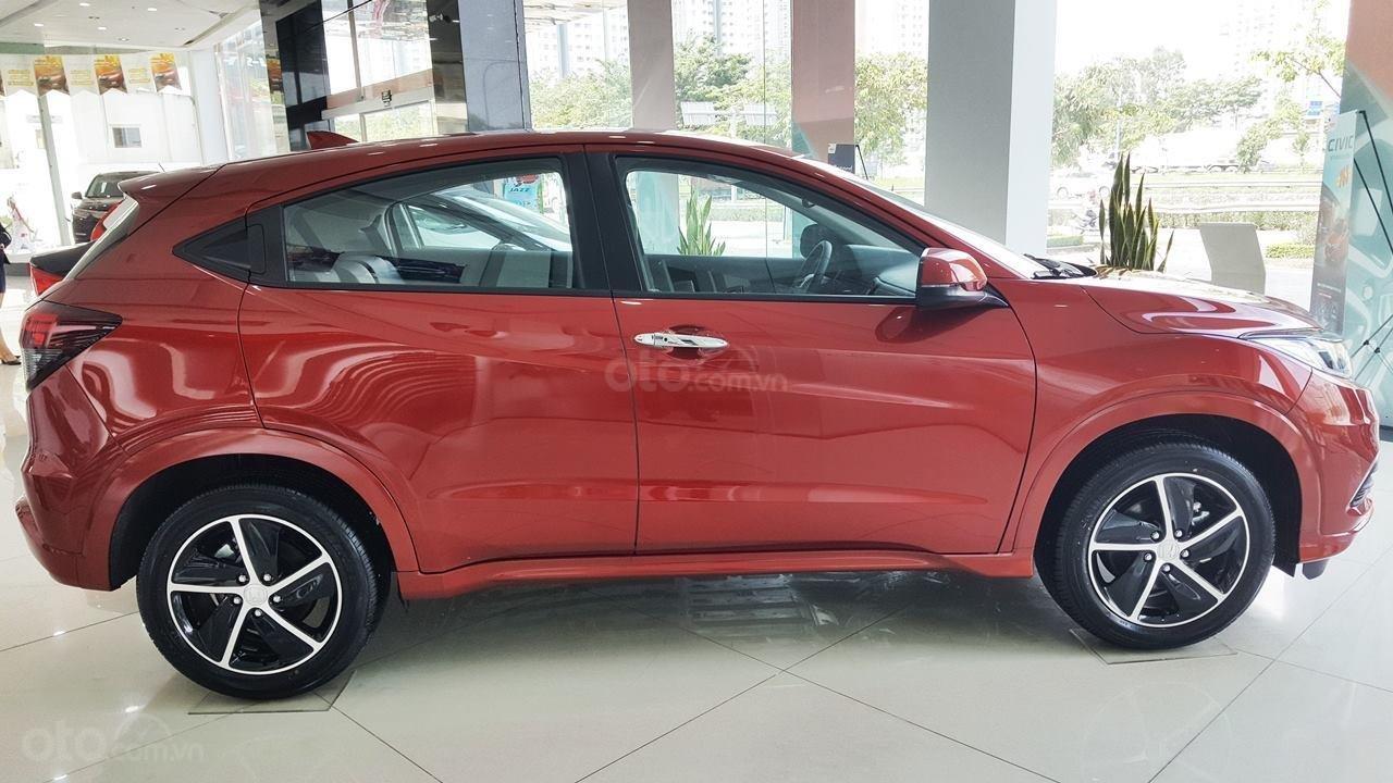 Bán Honda HR-V L năm 2019, màu đỏ, nhập khẩu-5