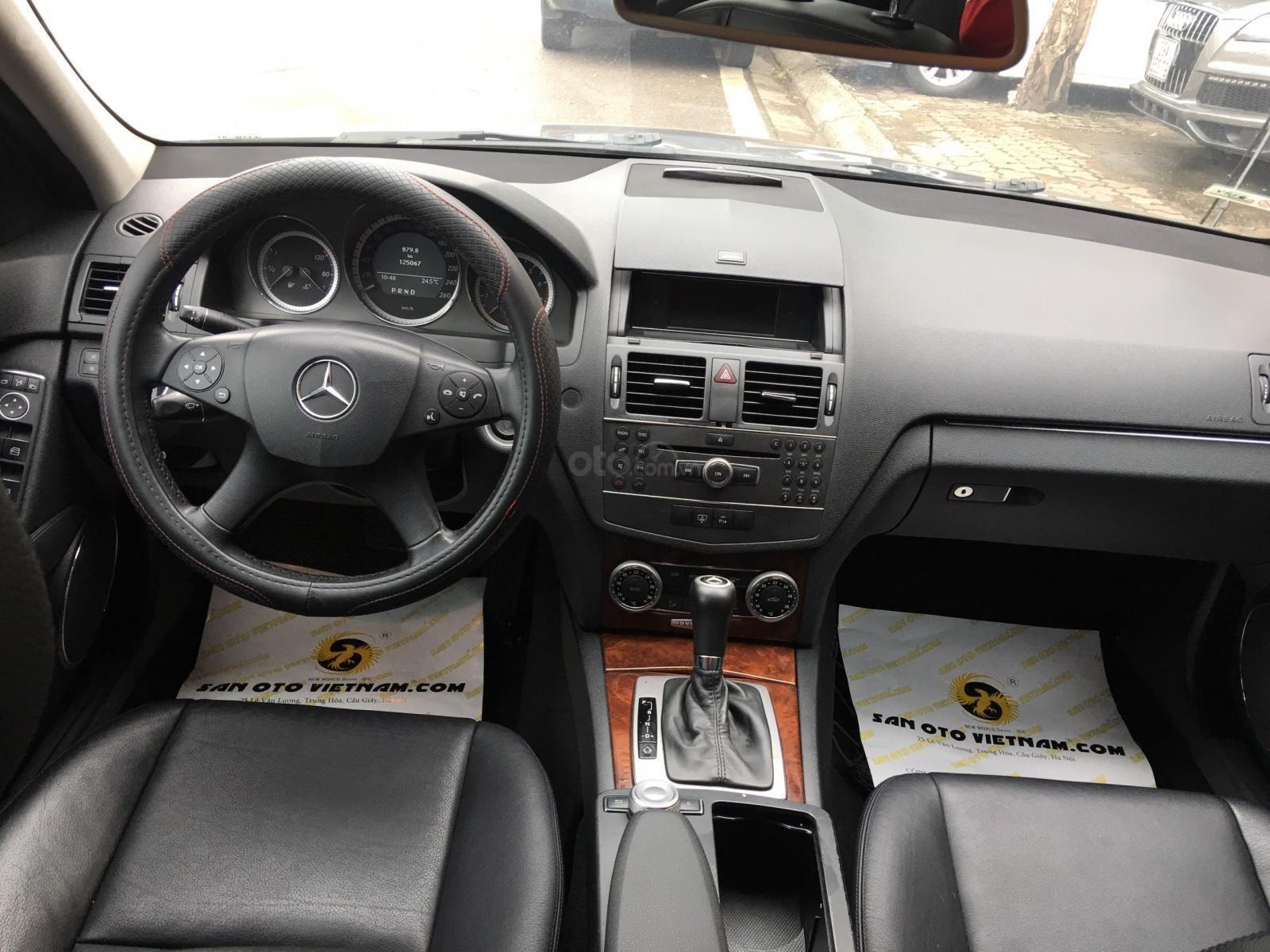 Bán ô tô Mercedes C250 CGI 2011, màu xám (ghi)-10