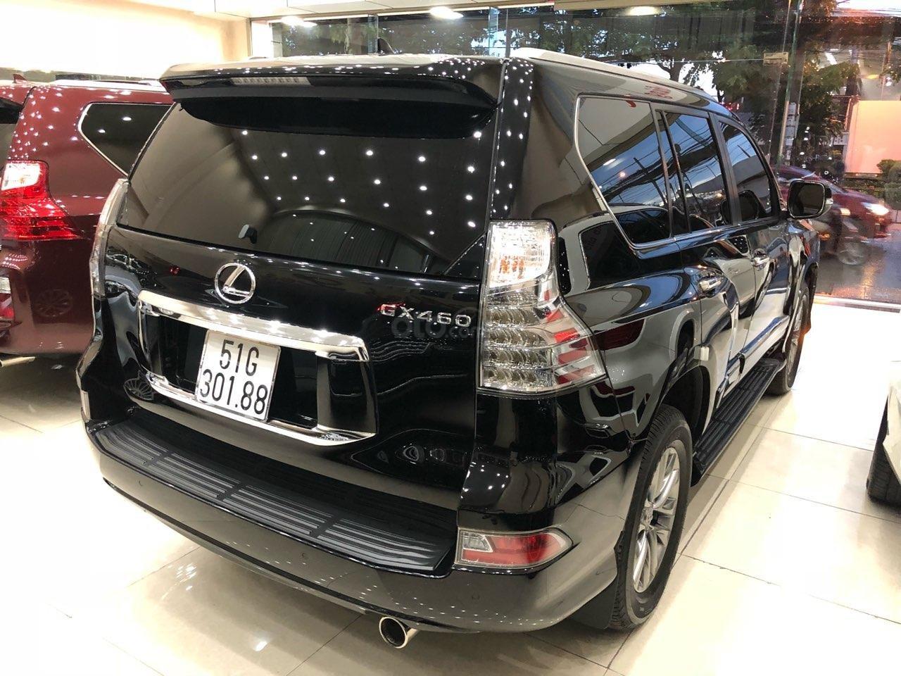 Cần bán Lexus GX460 sản xuất 2016, màu đen, nhập khẩu (5)