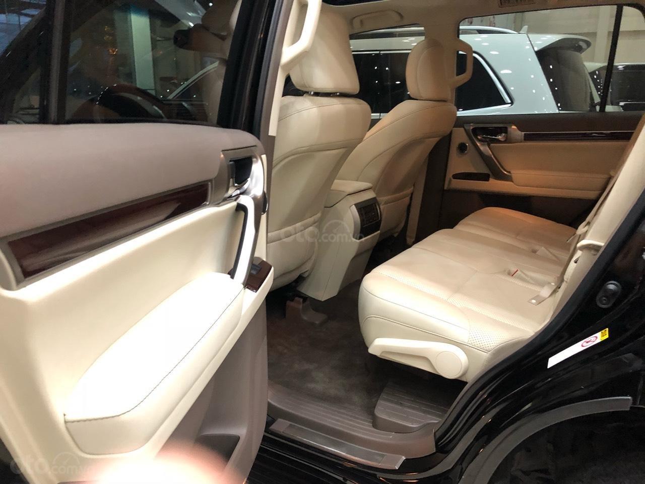 Cần bán Lexus GX460 sản xuất 2016, màu đen, nhập khẩu (9)