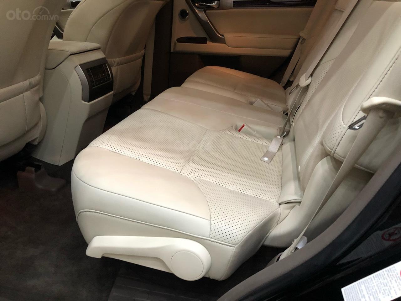 Cần bán Lexus GX460 sản xuất 2016, màu đen, nhập khẩu (12)