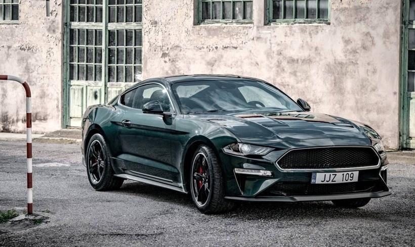 Ưu nhược điểm Ford Mustang 2019: Bullitt cực hot