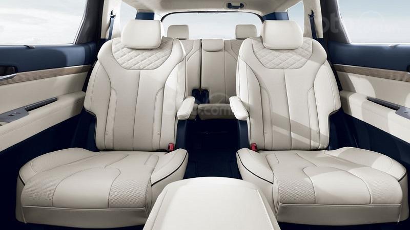 Ghế ngồi Hyundai Palisade...