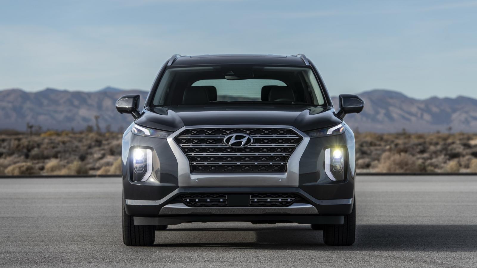 Nhìn nhanh thông số xe Hyundai Palisade và Santa Fe 2019 a2