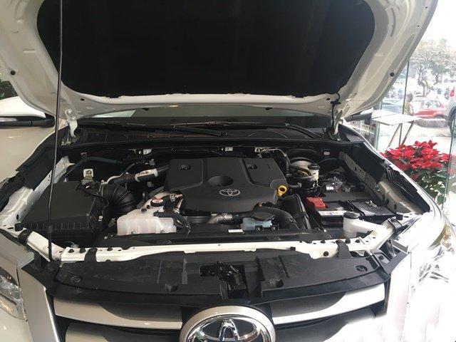 Khối động cơ bền bỉ của Toyota Fortuner 2019