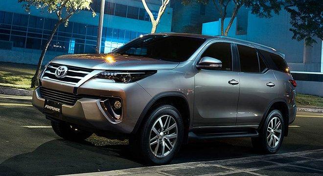 Giá xe Toyota Fortuner 2019 hiện tại là bao nhiêu?