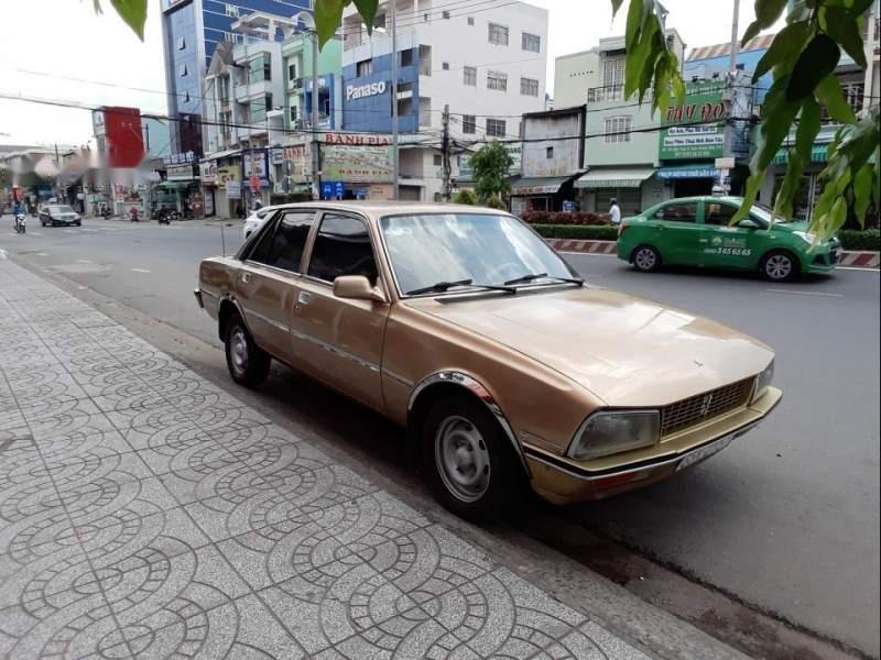 Cần bán gấp Peugeot 505 sản xuất 1990, nhập khẩu nguyên chiếc xe gia đình, 40 triệu-4