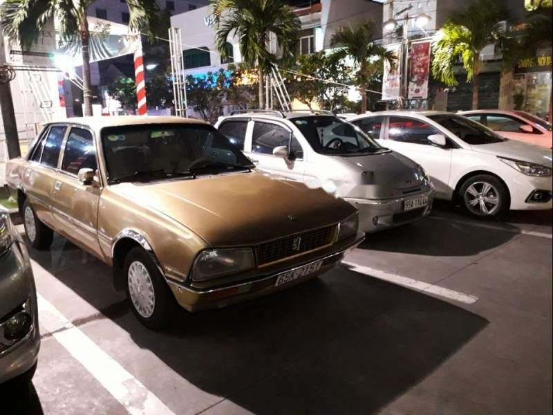 Cần bán gấp Peugeot 505 sản xuất 1990, nhập khẩu nguyên chiếc xe gia đình, 40 triệu-2