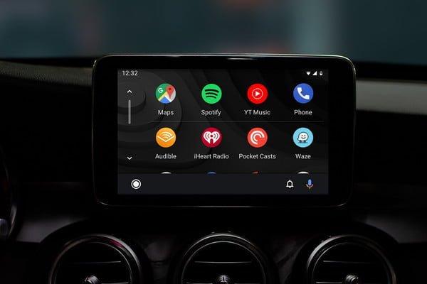 Google nâng cấp thành công Android Auto trên xe hơi a1