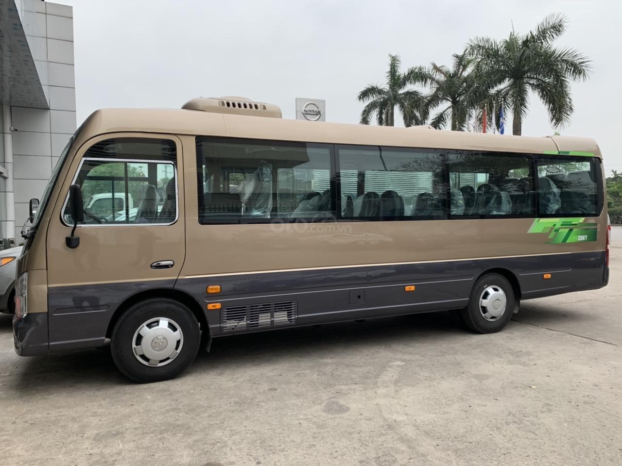 Bán xe Hyundai County 2019, xe mới (1)