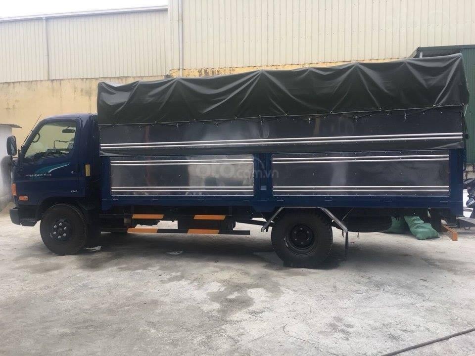 Bán xe Hyundai Mighty 110S, màu xanh-1