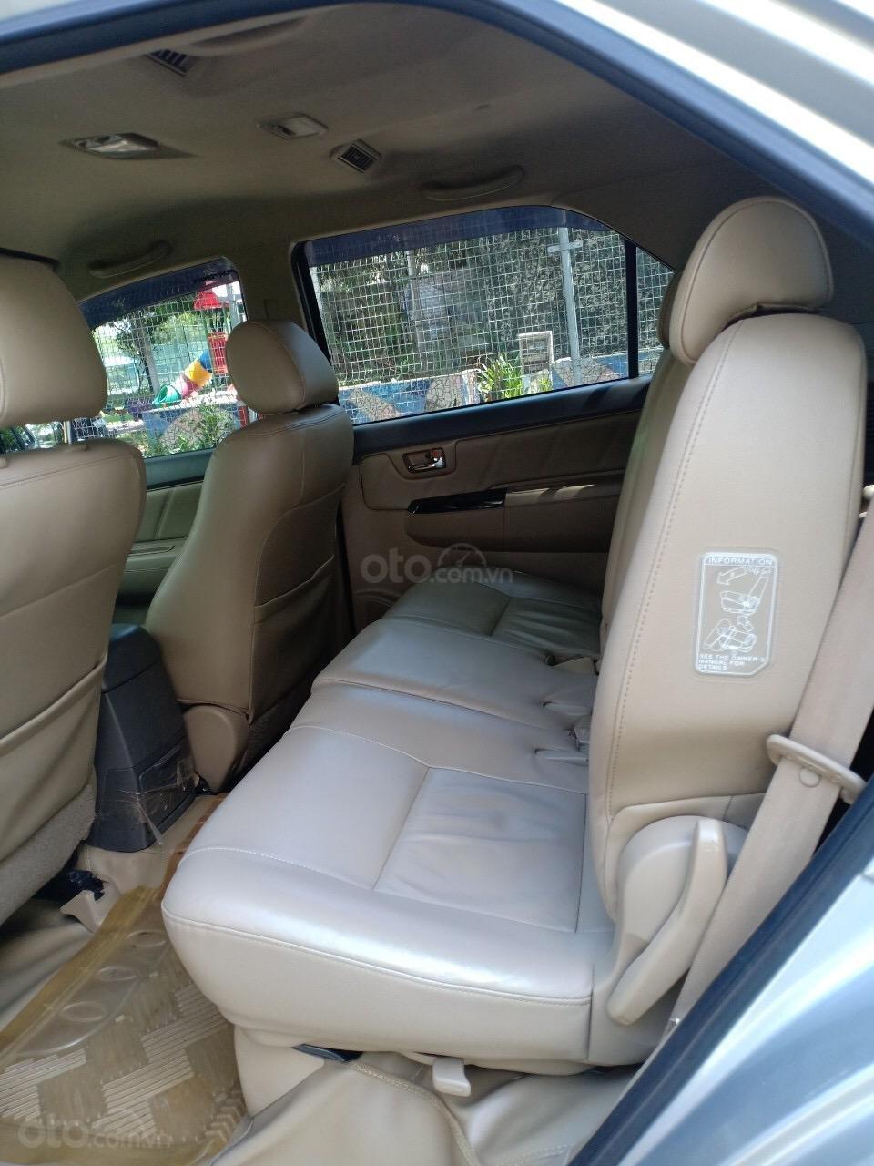 Bán Toyota Fortuner 2.7V năm 2013, xe nhà đi sử dụng kĩ, bán giá 665 triệu-5