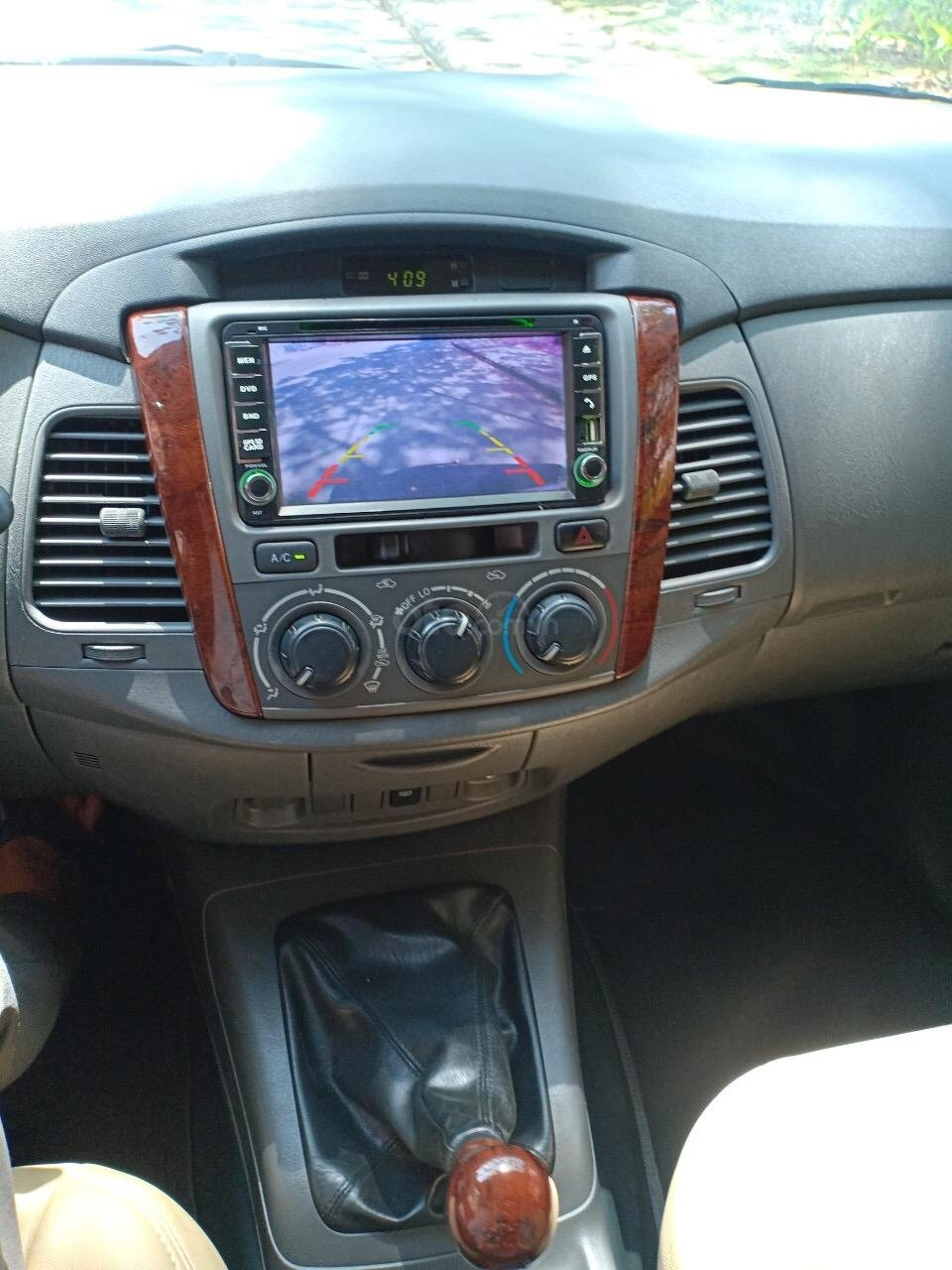Cần bán xe Toyota Innova 2.0E sản xuất năm 2012, xe ông lão đi nay bán lại 455 triệu-5