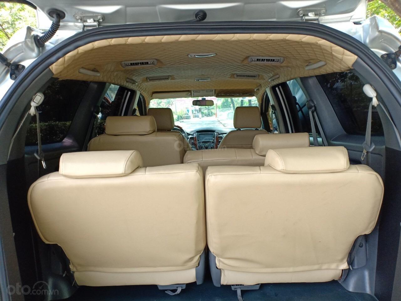 Cần bán xe Toyota Innova 2.0E sản xuất năm 2012, xe ông lão đi nay bán lại 455 triệu-4