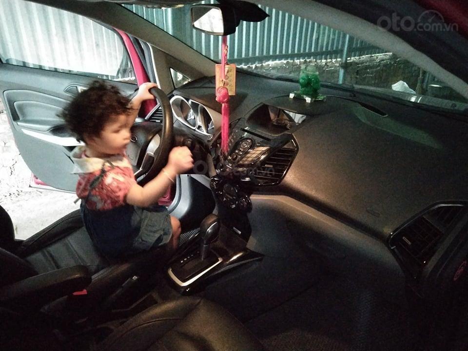 Xe chính chủ gia đình (Không phải môi giới) cần bán Ford Ecosport 2016 Titanium 1.5AT-1