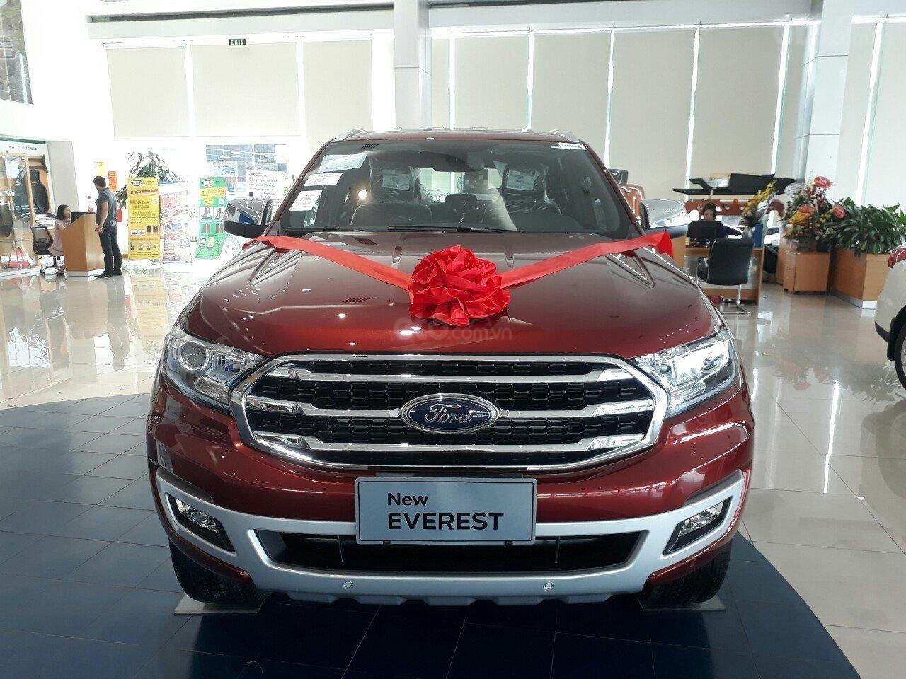 An Đô Ford bán Ford Everest Titanium 2.0 nhập năm 2019, giá tốt nhất thị trường, tặng full phụ kiện, LH 0974286009 (2)