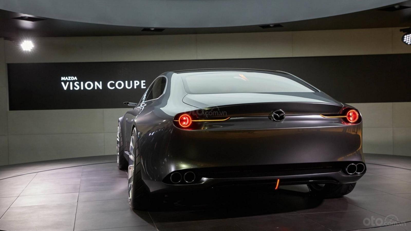 Xe Mazda mới sẽ dùng I6 công nghệ Skyactiv-X