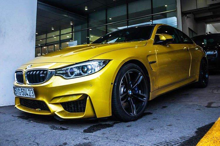 Đánh giá xe BMW M4