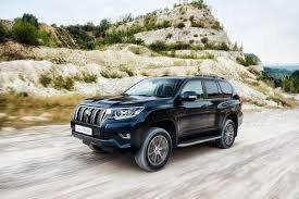 Đánh giá xe Toyota Prado